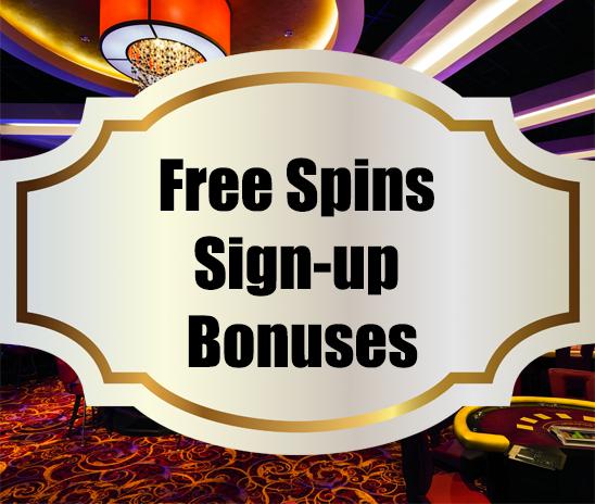 fssub - Free Spins Casino Sign-Up Bonus Tips